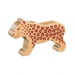 Lanka Kade natural leopard