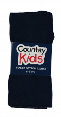 Country Kids Tights - Navy