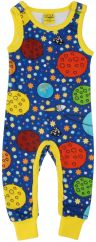 DUNS space navy dungarees