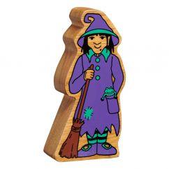 Lanka Kade Natural Purple & Green Witch