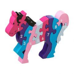 Lanka Kade horse jigsaw