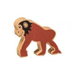 Lanka Kade natural brown chimpanzee