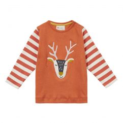 Piccalilly Reindeer Top