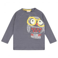Piccalilly Owl Top