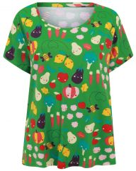 Piccalilly Grow Your Own T-shirt LADIES