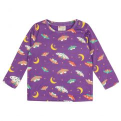 Piccalilly Moonlight Moth Top
