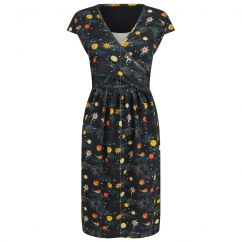 Piccalilly Solar Space Wrap Dress LADIES