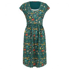 Piccalilly Harvest Festival Wrap Dress LADIES
