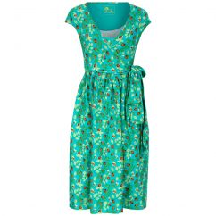 Piccalilly Ladybird Wrap Dress LADIES