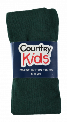 Country Kids Tights - Pine