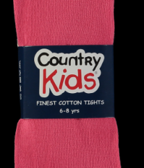 Country Kids tights pop pink