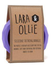 Lara and Ollie teething bangle