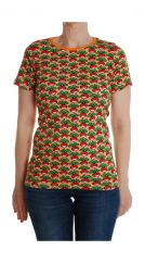 DUNS Radish Canteloupe T-shirt ADULT