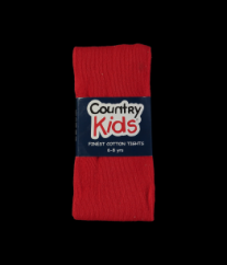Country Kids tights red