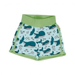 Meyadey Whale Waters Runner Shorts