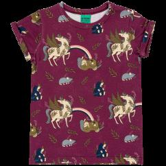 Raspberry Republic Unicorn Crew T-shirt