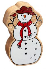 Lanka Kade Natural White Snowman