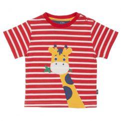 Kite Hungry Giraffe T-shirt