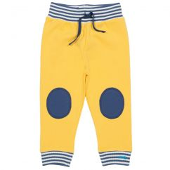 Kite Yellow Knee Patch Joggers