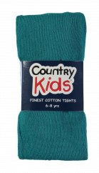 Country Kids Tights - Teal