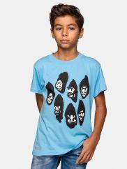 TGB Bwindi Troop Blue T-shirt