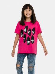 TGB Bwindi Troop Pink T-shirt