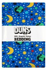 DUNS Mother Earth Blue Bedding DE/European