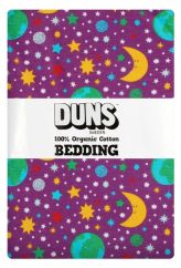 DUNS Mother Earth Violet Bedding Junior