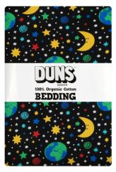 DUNS Mother Earth Black Bedding DE/European