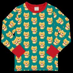 Maxomorra Cat LS Top