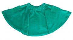 Raspberry Republic Aristodogs Velour Twirly Skirt