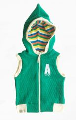 Alba Pepper Green Trojan Waistcoat