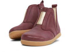 Bobux Signet Plum Boots